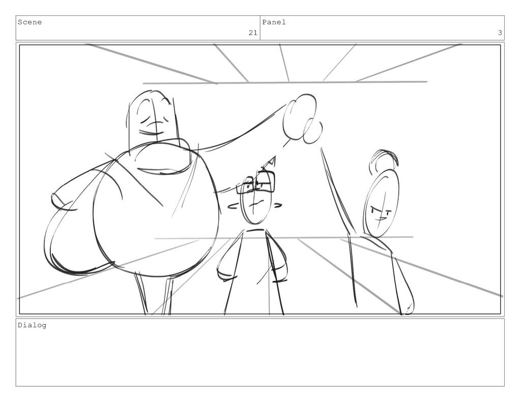 Scene 21 Panel 3 Dialog