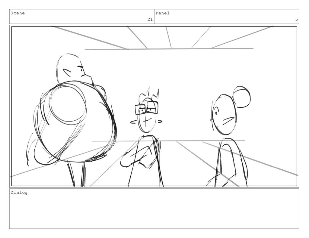 Scene 21 Panel 5 Dialog