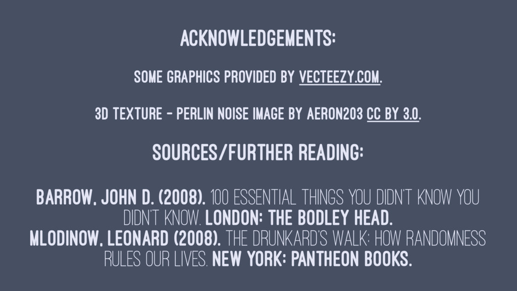 ACKNOWLEDGEMENTS: SOME GRAPHICS PROVIDED BY VEC...