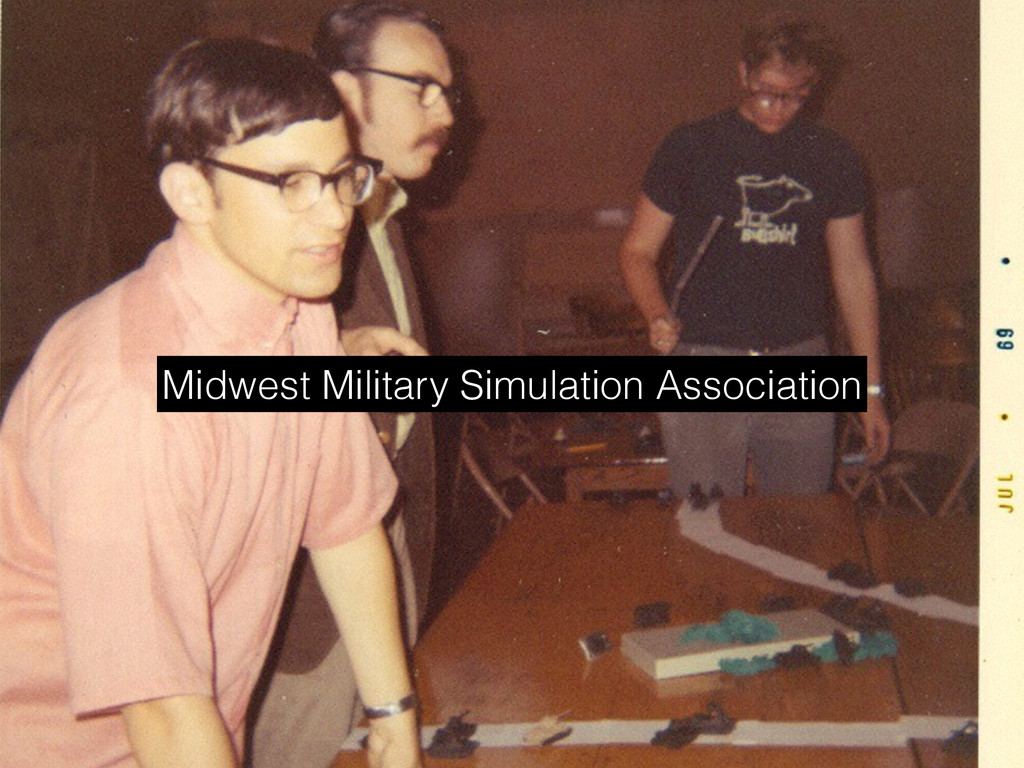 Midwest Military Simulation Association