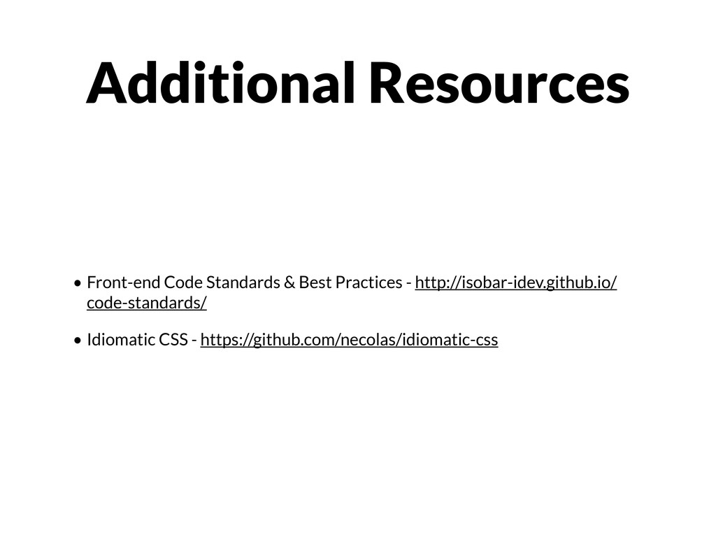 • Front-end Code Standards & Best Practices - h...