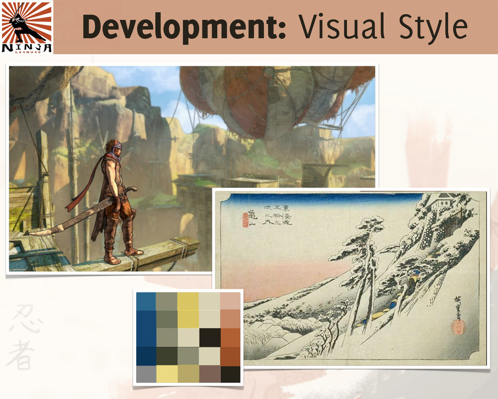 Development: Visual Style
