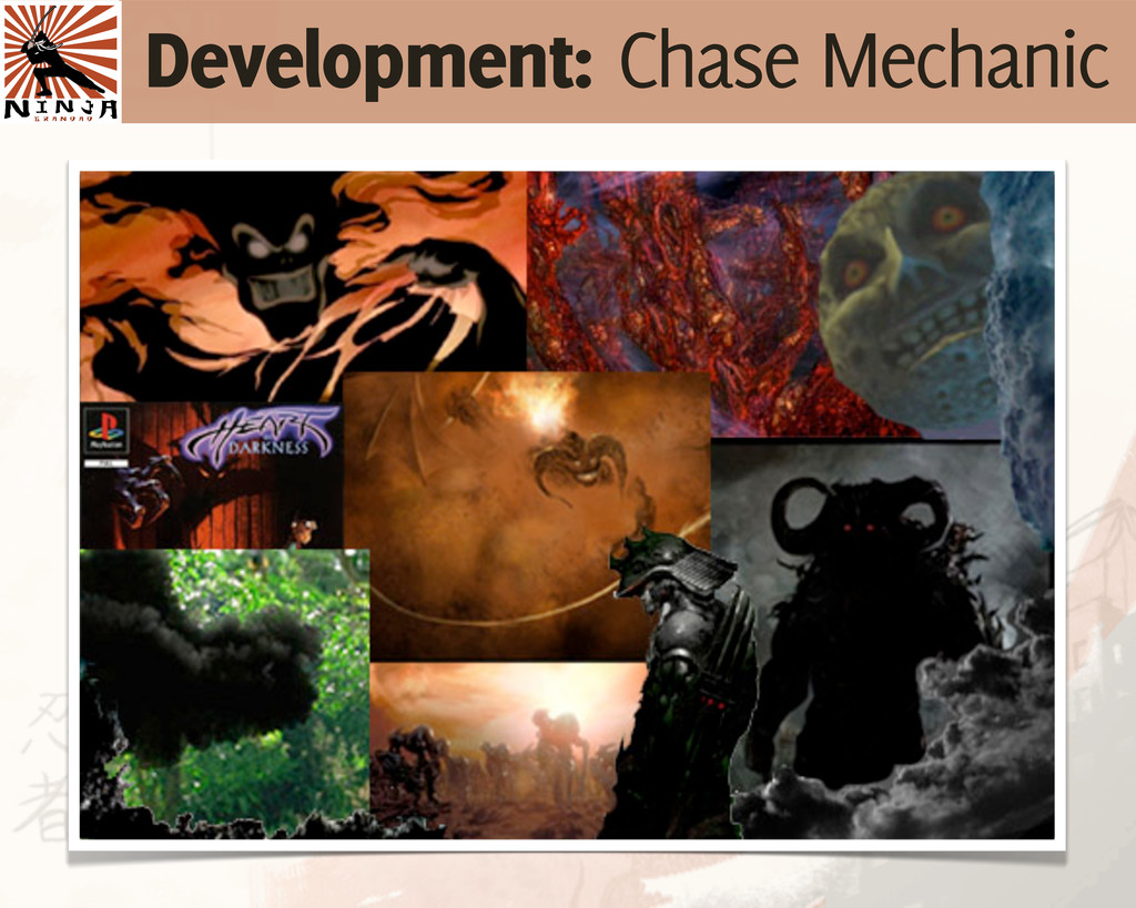 Development: Chase Mechanic
