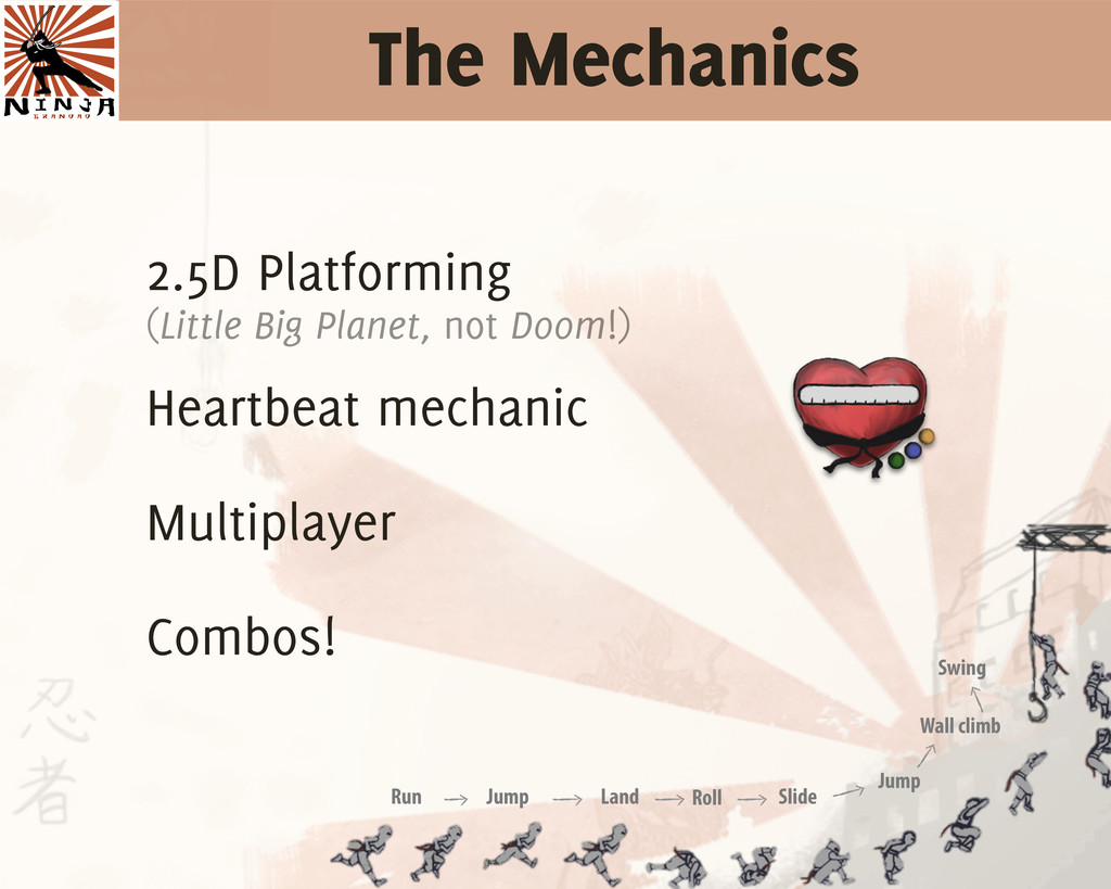 The Mechanics 2.5D Platforming (Little Big Plan...