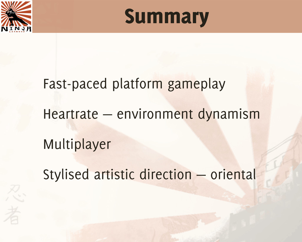 Summary Fast-paced platform gameplay Heartrate ...