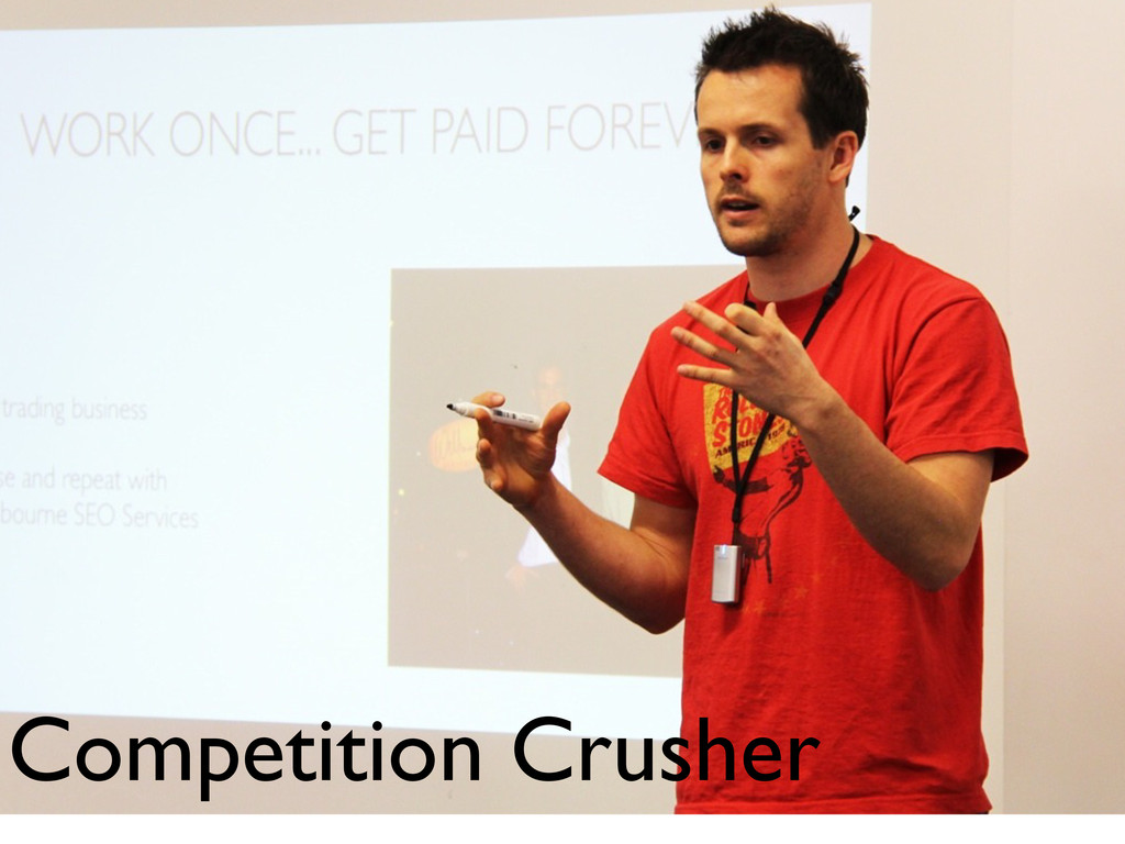 Competition Crusher Competition Crusher
