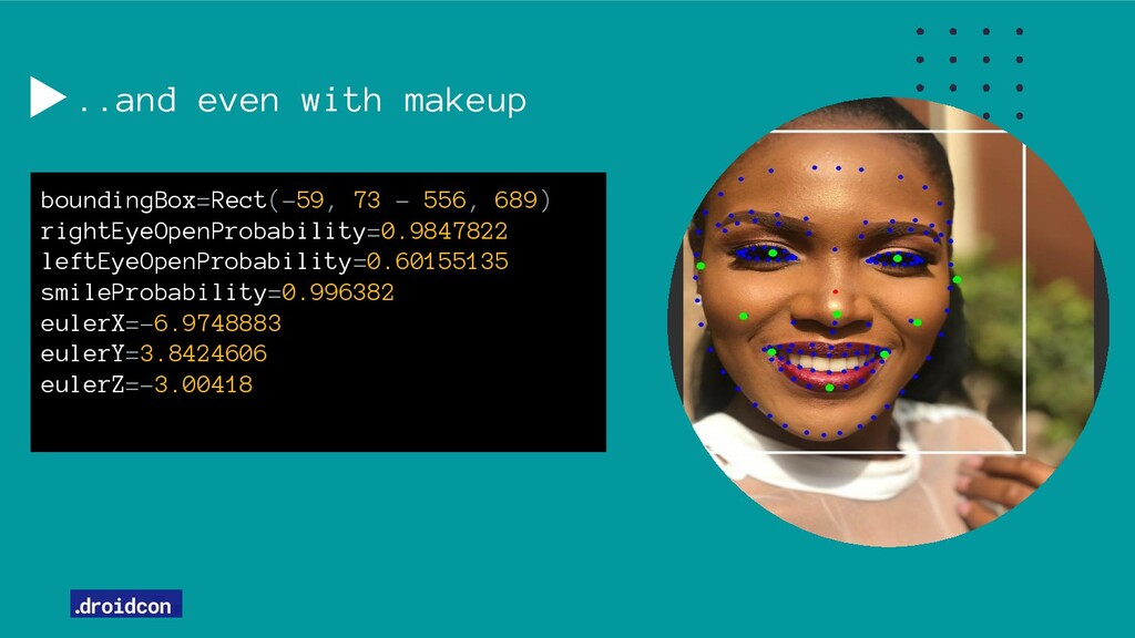 ..and even with makeup boundingBox=Rect(-59, 73...