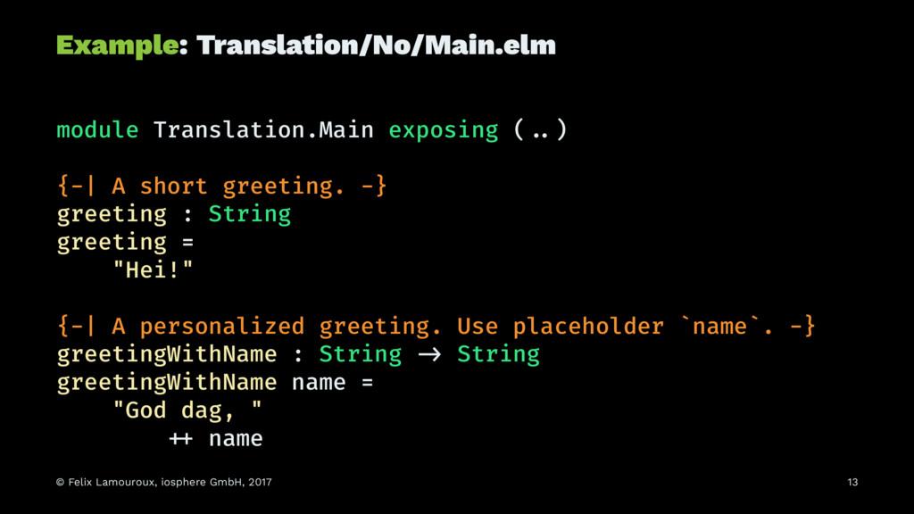 Example: Translation/No/Main.elm module Transla...