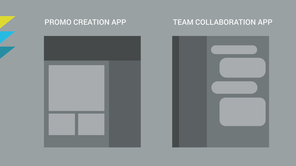 App2 side App2 side App1 App1 Nav App2 side TEA...