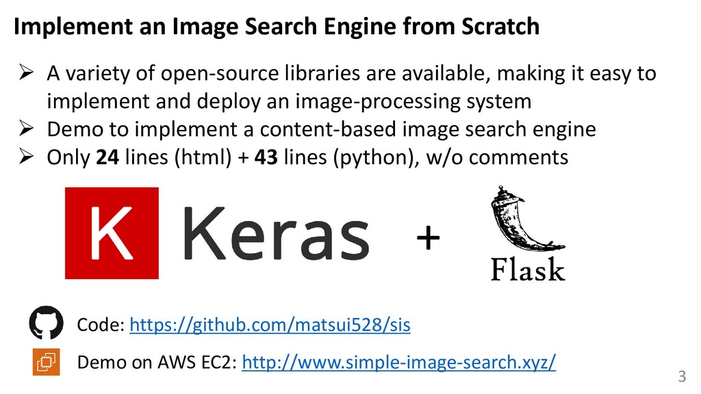 3 ➢ A variety of open-source libraries are avai...