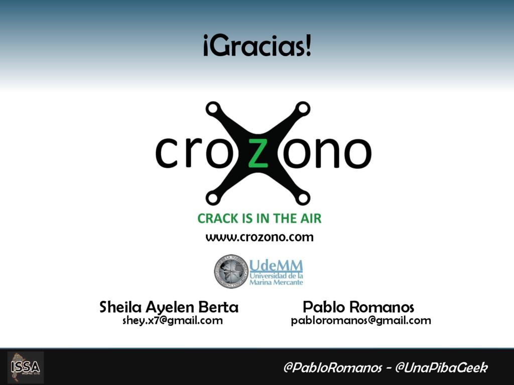 @PabloRomanos - @UnaPibaGeek @PabloRomanos - @U...