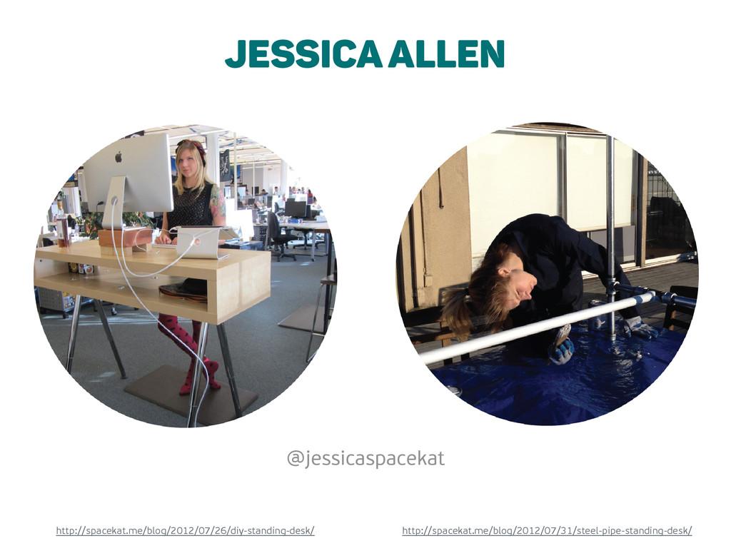 Jessica Allen @jessicaspacekat http://spacekat....