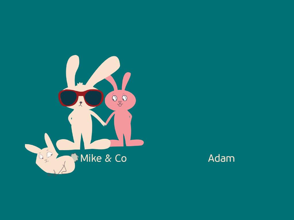 Mike & Co Adam