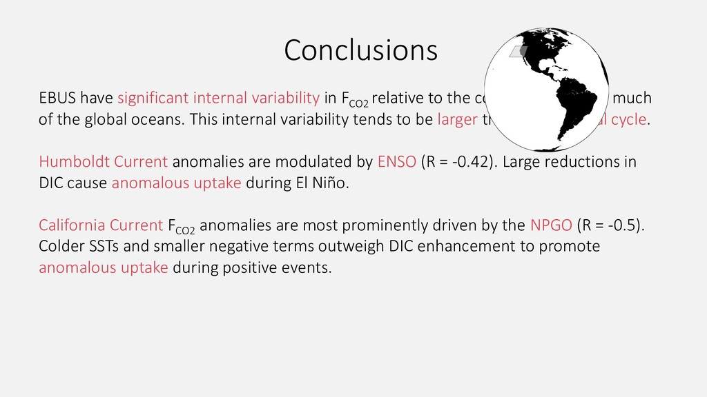 Conclusions EBUS have significant internal vari...