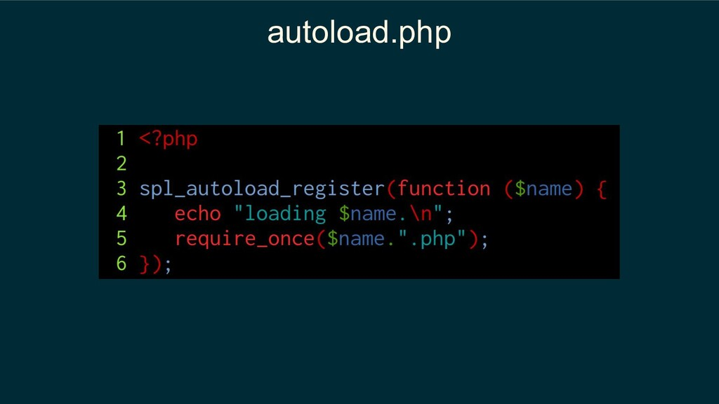 autoload.php