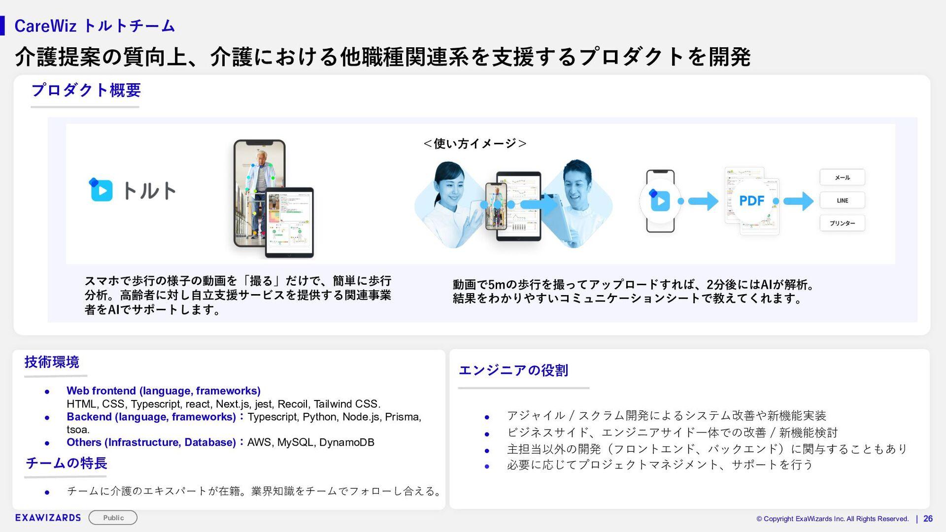 STRICTLY CONFIDENTIAL   27 ギルドメンバー紹介_数理最適化ギルド 京...