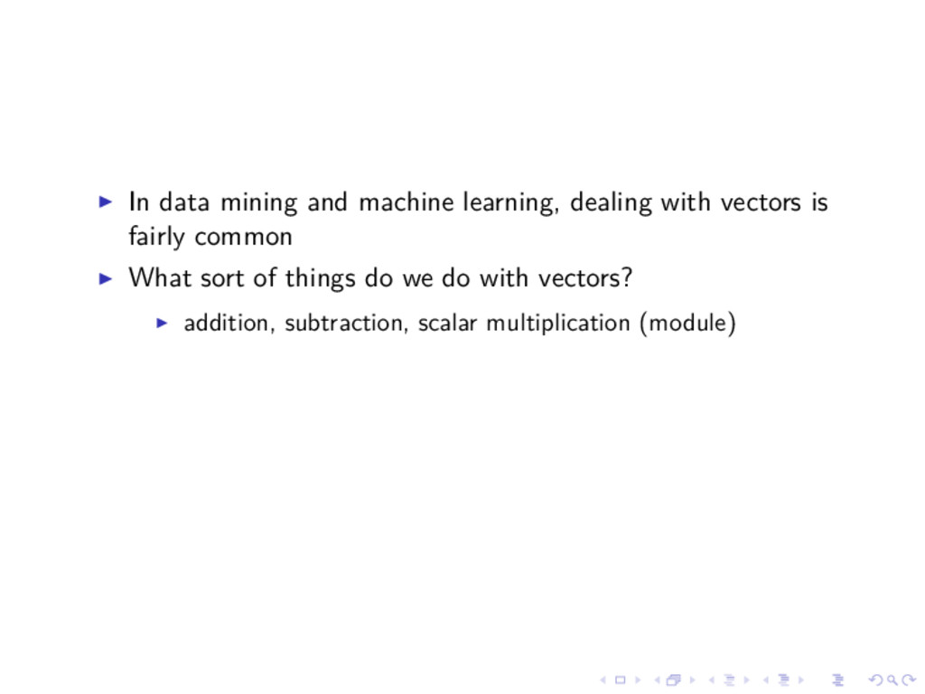 In data mining and machine learning, dealing wi...