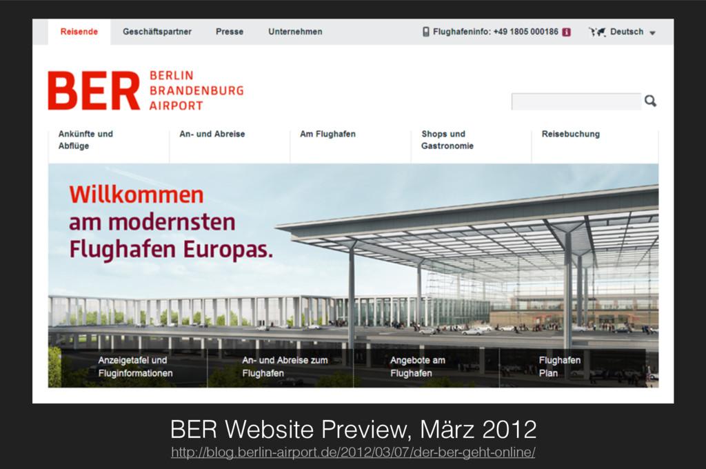 BER Website Preview, März 2012 http://blog.berl...