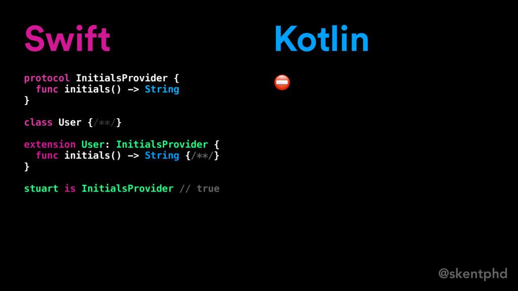 @skentphd Swift protocol InitialsProvider { fun...