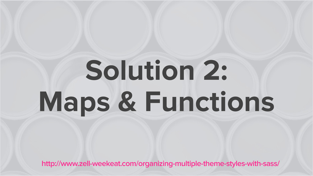 Solution 2: Maps & Functions http://www.zell-we...