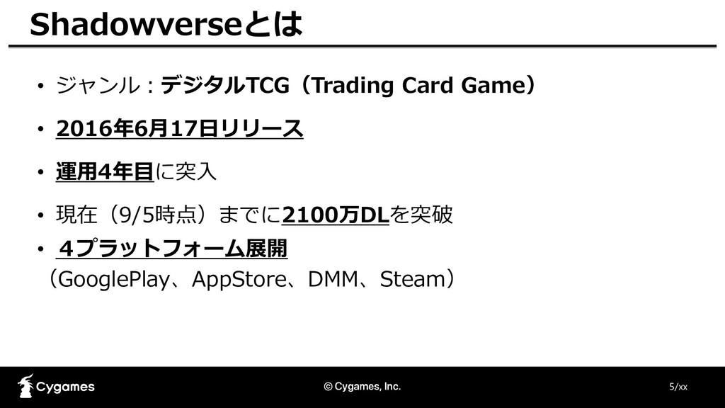 • ジャンル:デジタルTCG(Trading Card Game) • 2016年6月17日リ...