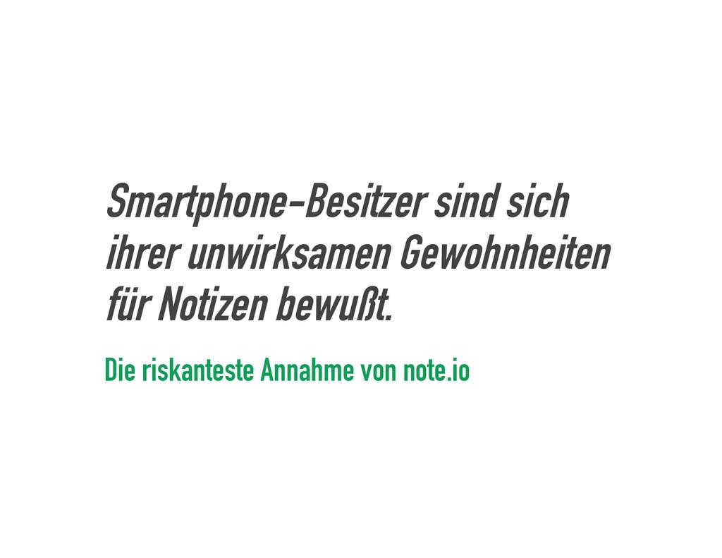 Smartphone-Besitzer sind sich ihrer unwirksamen...