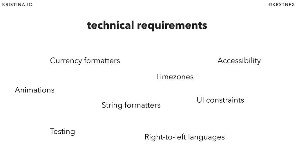 @KRSTNFX KRISTINA.IO technical requirements Str...