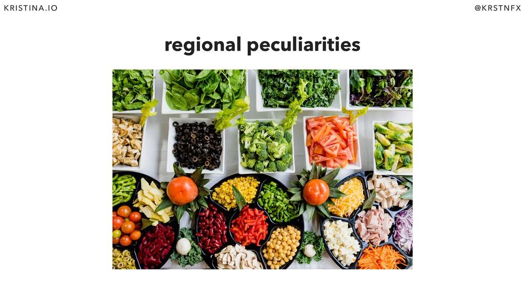 @KRSTNFX KRISTINA.IO regional peculiarities