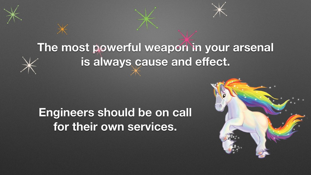 The most powerful weapon in your arsenal is alw...