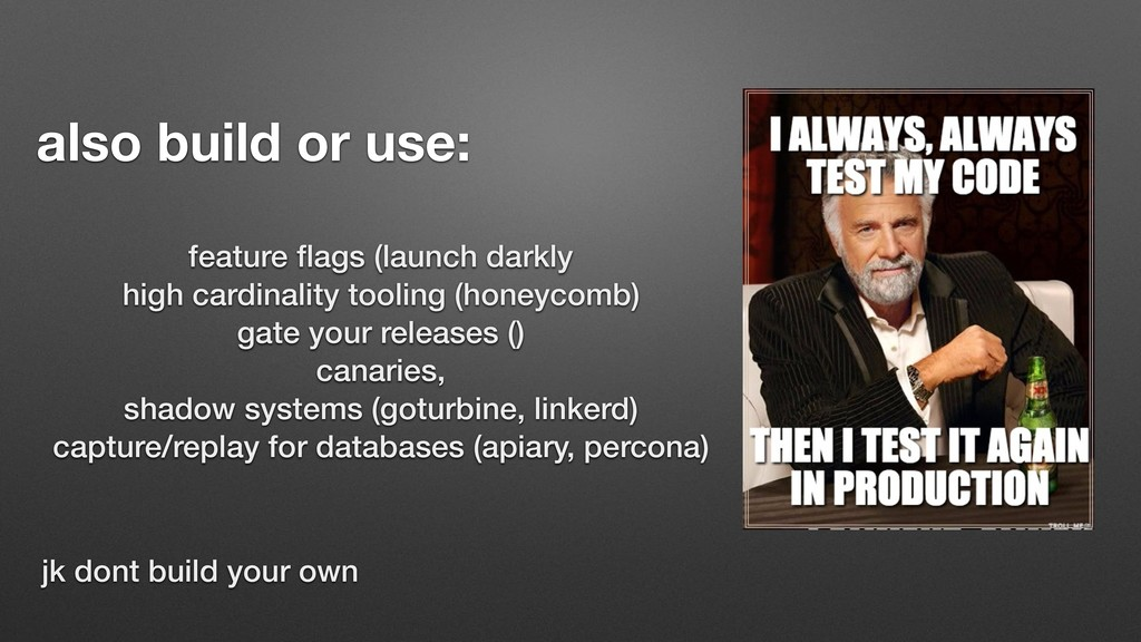 feature flags (launch darkly high cardinality to...