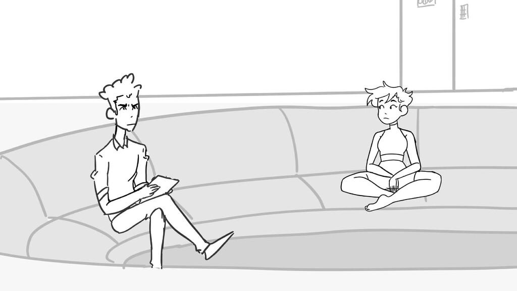 Scene 11 Panel 4 Dialog Jay: You know...I agree...