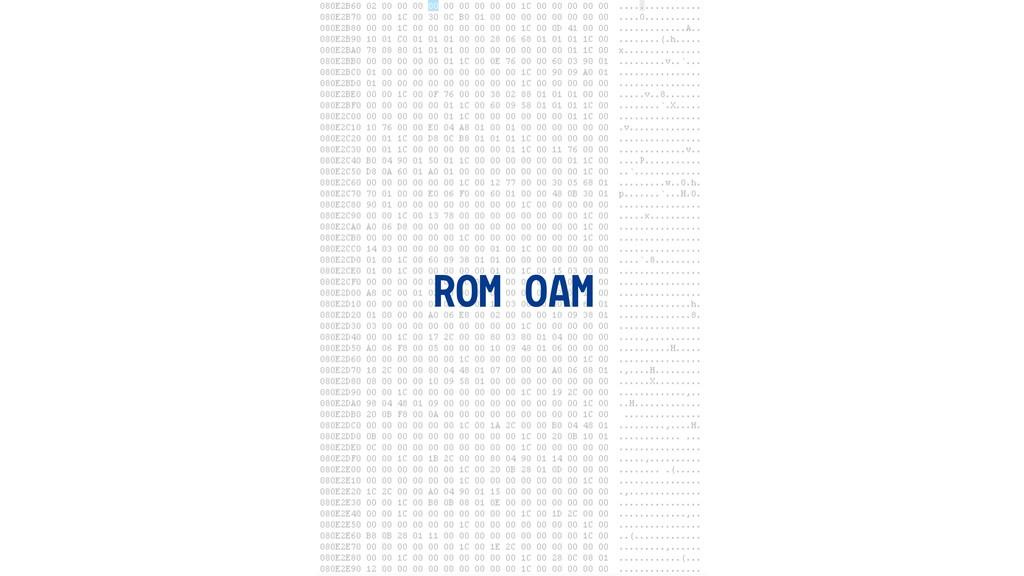 ROM OAM