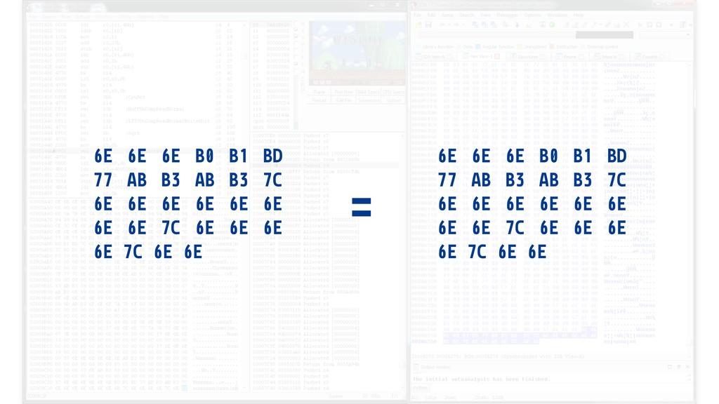 6E 6E 6E B0 B1 BD 77 AB B3 AB B3 7C 6E 6E 6E 6E...