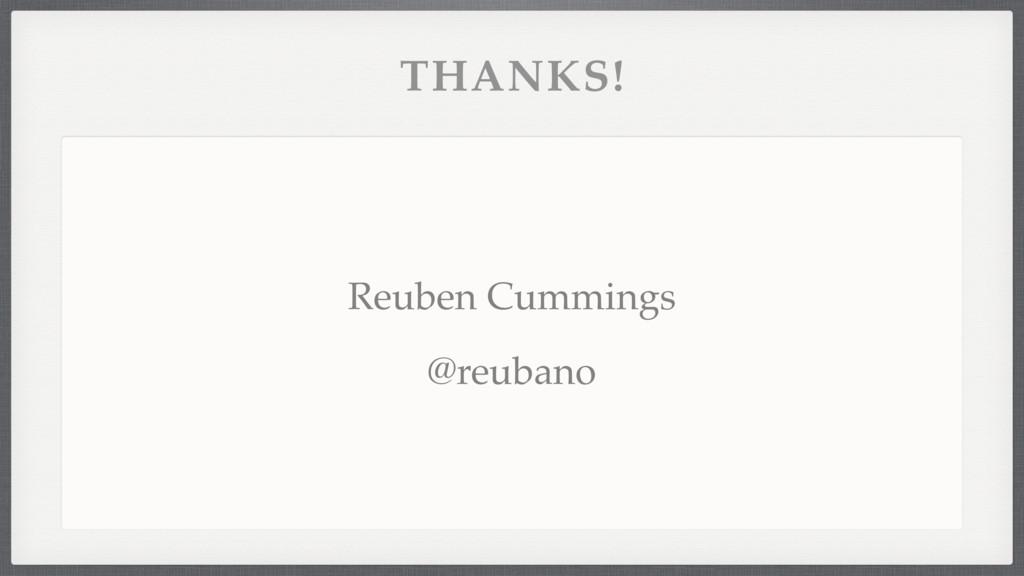 Reuben Cummings @reubano THANKS!