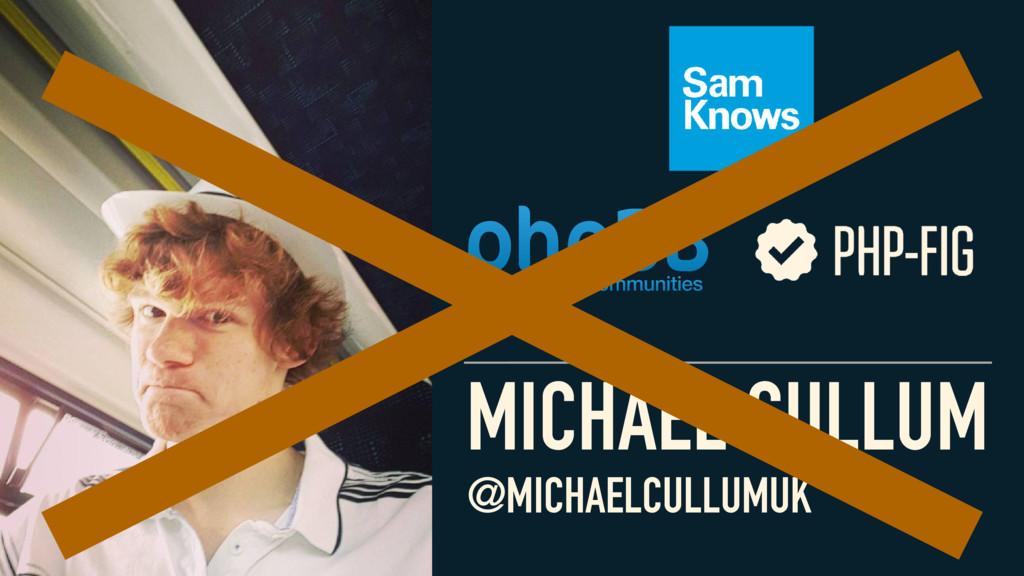 MICHAEL CULLUM @MICHAELCULLUMUK