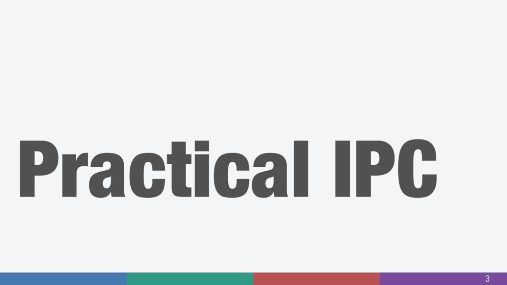 Practical IPC 3