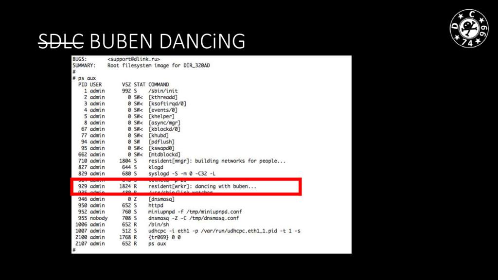 SDLC BUBEN DANCiNG