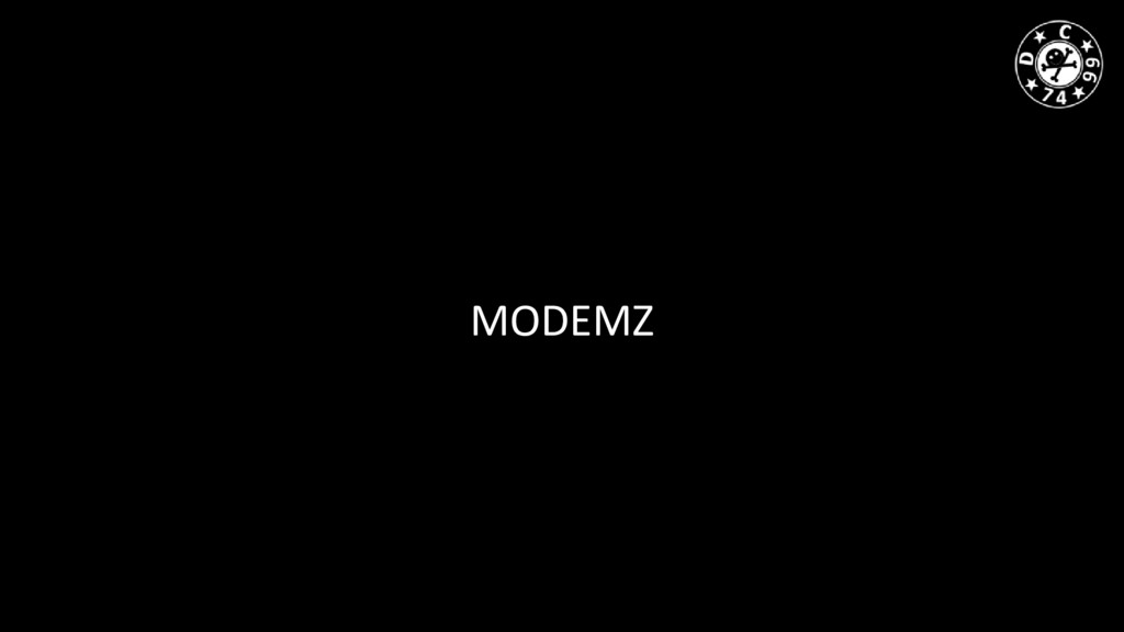 MODEMZ