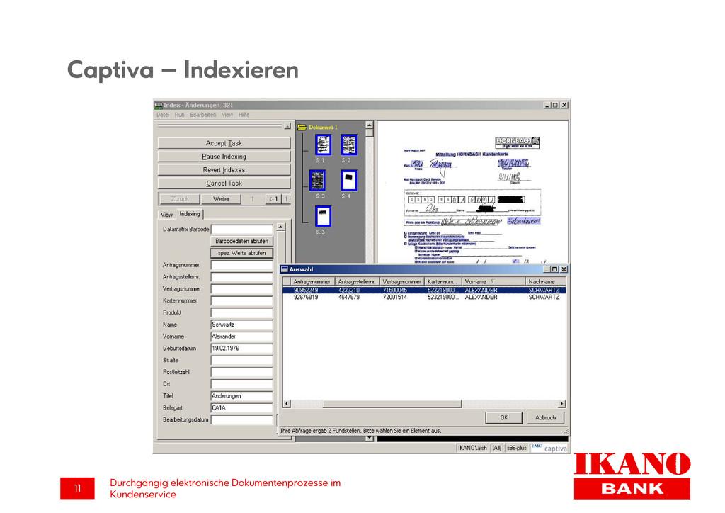 Durchgängig elektronische Dokumentenprozesse im...