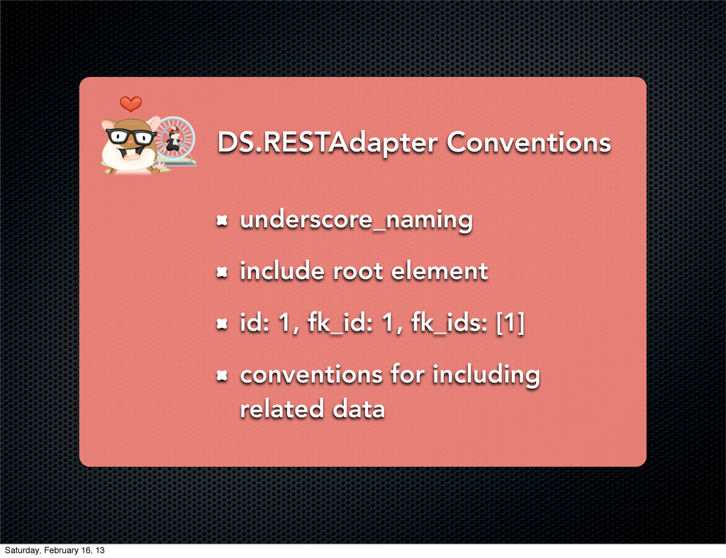 DS.RESTAdapter Conventions underscore_naming in...
