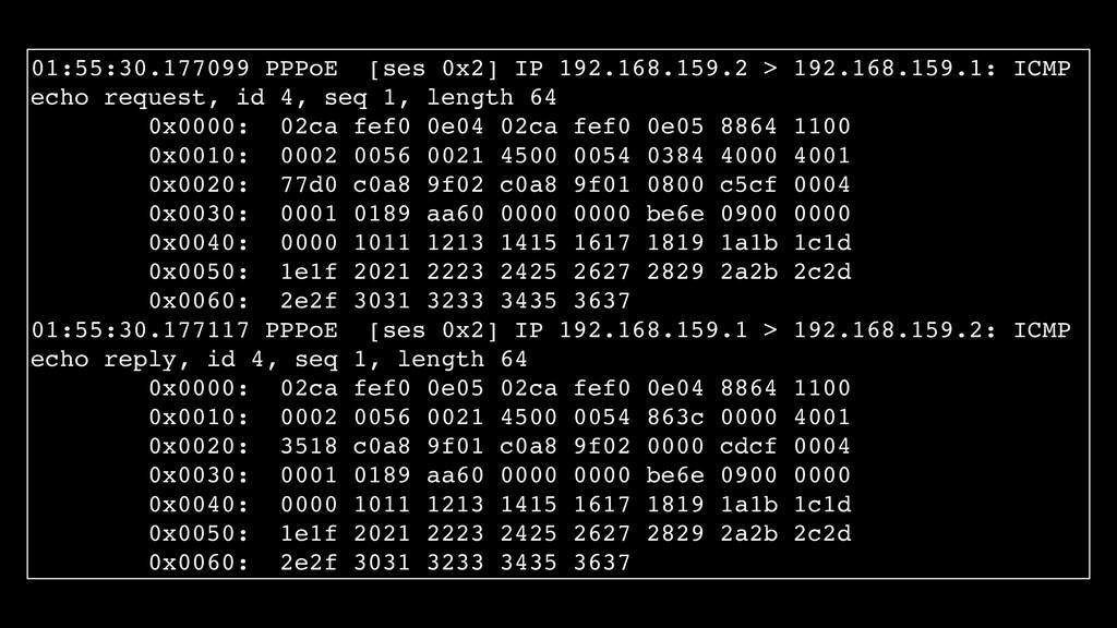 01:55:30.177099 PPPoE [ses 0x2] IP 192.168.159....