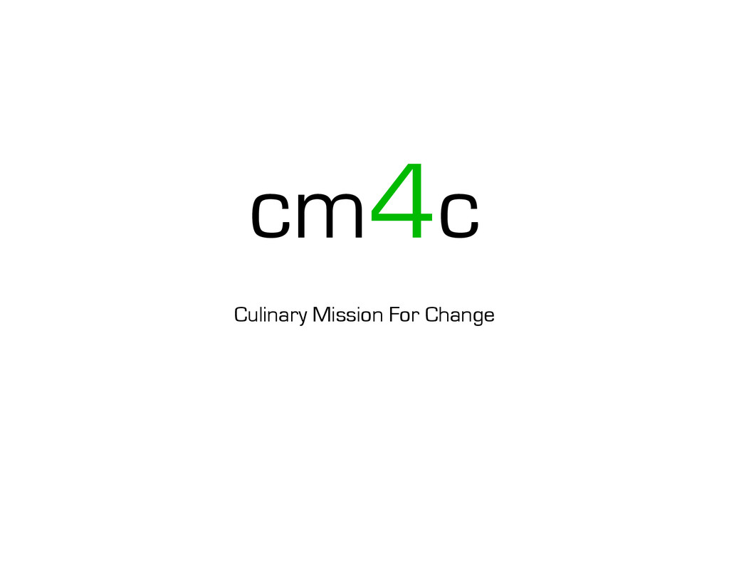 cm4c Culinary Mission For Change