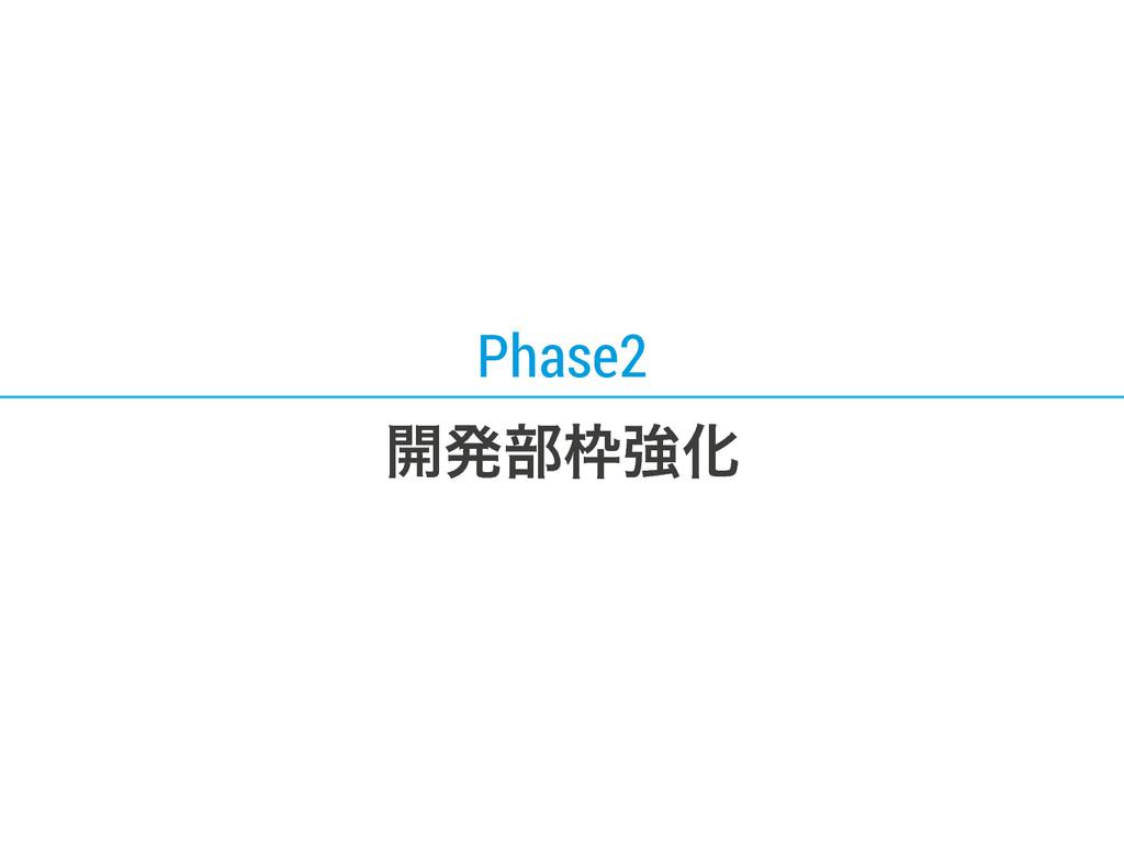 Phase2 ։ൃ෦ڧԽ