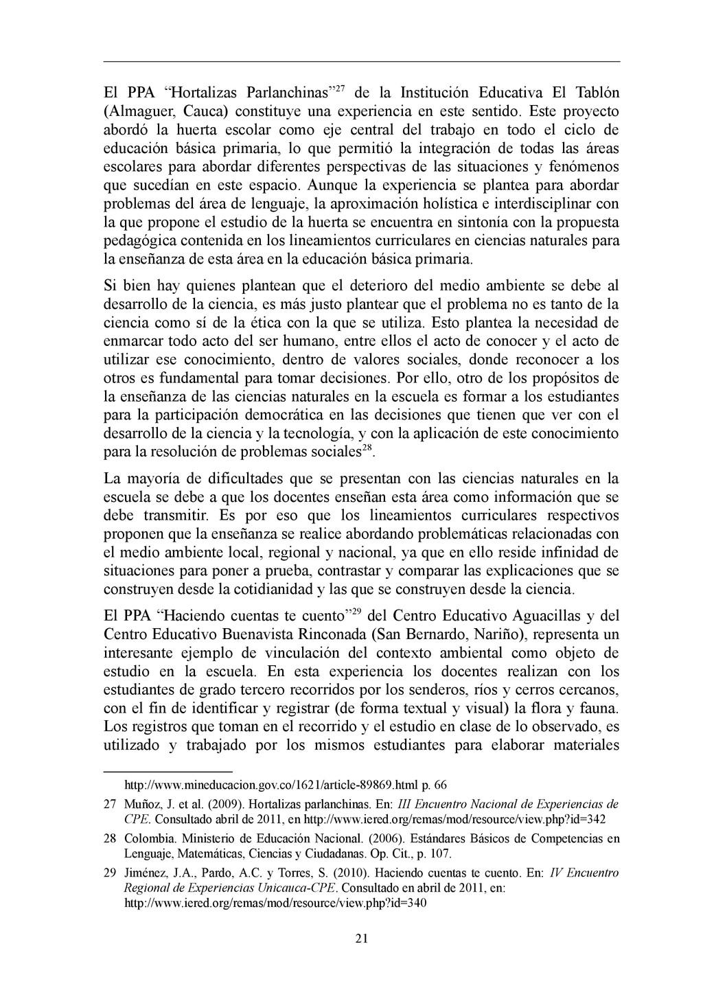 """El PPA """"Hortalizas Parlanchinas""""27 de la Instit..."""