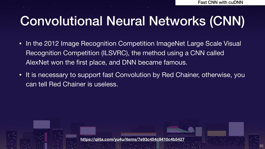 Convolutional Neural Networks (CNN) • In the 20...