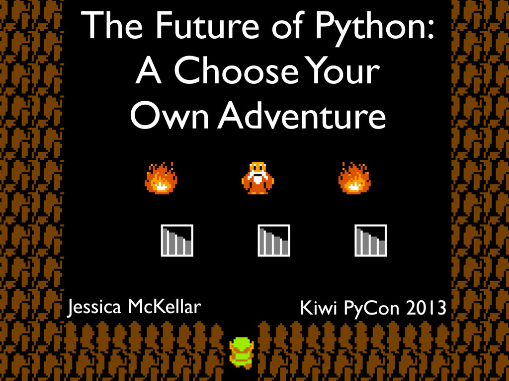 The Future of Python: A Choose Your Own Adventu...