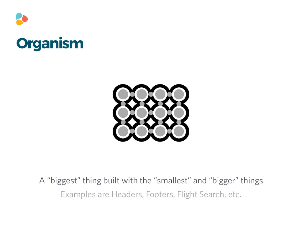 "Organism A ""biggest"" thing built with the ""smal..."