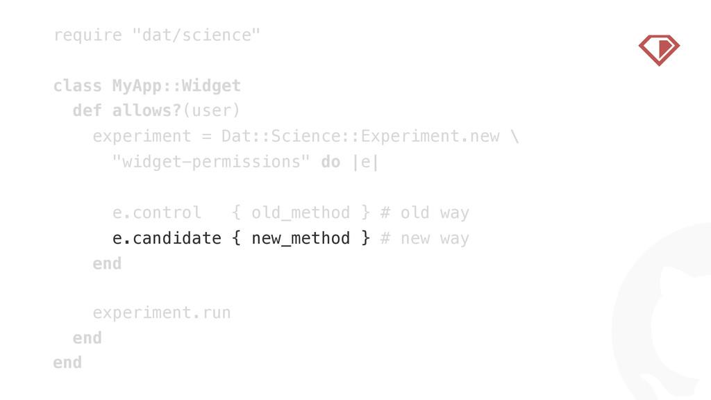 """! require """"dat/science"""" ! class MyApp::Widget d..."""