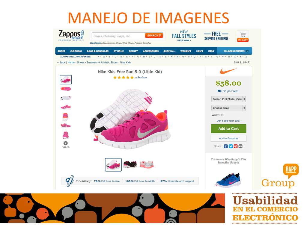 MANEJO DE IMAGENES