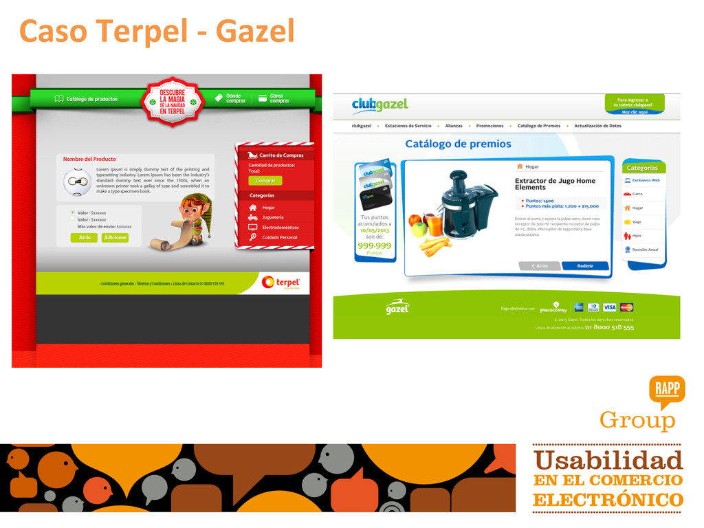 Caso Terpel -‐ Gazel